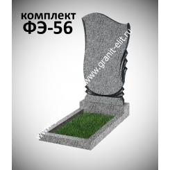 Памятник фигурный ФЭ-56, эконом, светло-серый