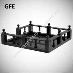 Ограда гранитная GFE