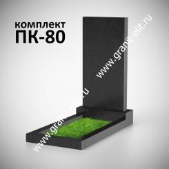 Памятник прямой, стела 1000*500*80, Карелия